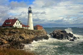 Light Houses New England Lighthouses A Virtual Guide Home