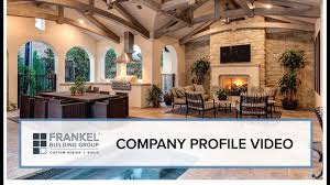 frankel building group company overview youtube
