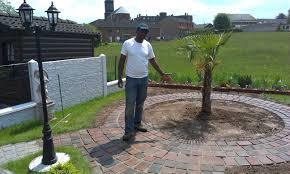 plaque ardoise jardin pose des clotures et abris de jardin