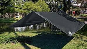 crehouse camping hammock tent with mosquito net and rainfly rain