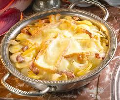 cuisine du nord de la tartiflette de thiérache recette traditionnelle