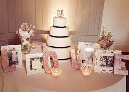 wedding cake table ideas wonderful wedding guest table decorations 1000 ideas about cake