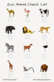 the 25 best zoo scavenger hunts ideas on pinterest scavenger