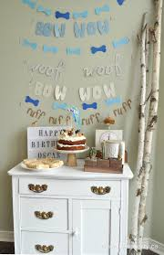 Dog Themed Home Decor Puppy Dog Birthday Party