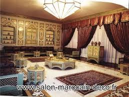 Salon Marocain Richbond by Indogate Com Idee Salon Marocain Moderne