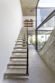 best 25 floating stairs ideas on pinterest cantilevered stairs
