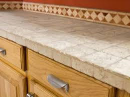 kitchen countertop tiles ideas durability kitchen tile countertops for the home