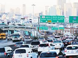 San Francisco Traffic Map by San Francisco Traffic Is So Bad Street Closures Don U0027t Make It