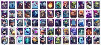cards for best clash royale cards for challenge tournament updated
