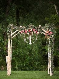 wedding arch log 19 ideas for an outdoor wedding arbor