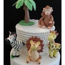jungle party jungle animal set jungle baby shower elephant