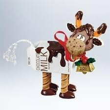 10 best cow ornaments images on tree