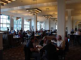 Roosevelt Lodge Dining Room Yesterday Tomorrow And Fantasy The Wilderness Lodges Of