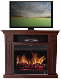 fingerhut kaden fireplace mantel and electric heat insert
