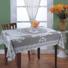 Oblong Table Cloth Dining Room Inspiring Dining Room Decorating Ideas With Cute