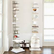 west elm white bookcase the west elm cadman spine bookcase 13999 reduced from 169 spine