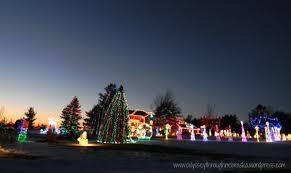 Oglebay Christmas Lights by 100 Christmas Light Show Drive Thru Most Spectacular