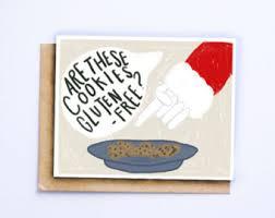 funny gluten card etsy