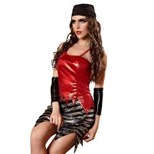 Halloween Costumes Pirate Cheap Halloween Costumes Pirates Caribbean Aliexpress
