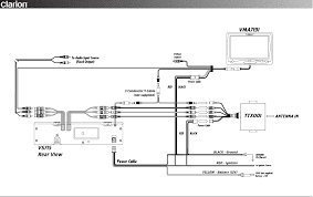 clarion wiring diagram wiring diagram and schematic design