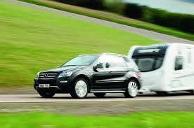 mercedes towing mercedes ml350 cdi tow car awards