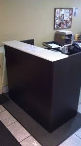 Granite Reception Desk Remarkable Mini Reception Desk Mini Reception Desk With Granite