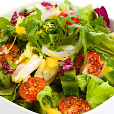 Main Dish Vegetables - healthy habits have vegetables as your main dish