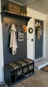 Entryway Designs Modern Jane Back Porch Refresh Laundry And Entries Pinterest