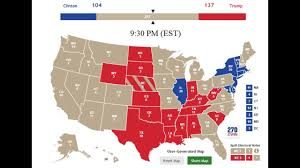 Bill Clinton Electoral Map 2016 Election Map Over Time Youtube