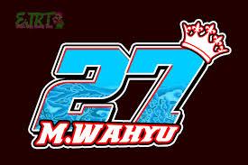 gambar desain nomer racing ebhok jaya racing team desain nomor star road race baru