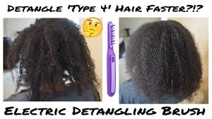 detangling marley hair how to detangle type 4 natural hair fast l electric detangling