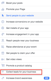 how to create facebook lead ads that convert wordstream