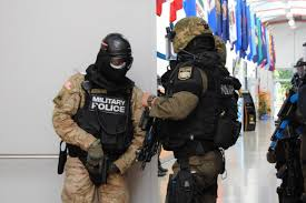 than other german organizations such as by fighting to the death when fighting crime mps partner with german police to keep bavaria