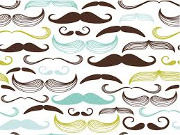 mustache wrapping paper photobug photo booth rental archive moustache background
