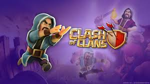 amazing clash of clans super clash of clans dragon wizard king barbarian hd wallpaper