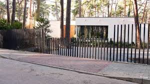 retractable driveway gate design ideas u2014 the wooden houses