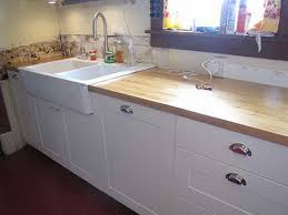 How To Install Butcher Block Countertops by How To Install Ikea Countertops Eva Furniture