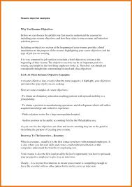 resume objective exles first time jobs first job resume objective exles statement for on exle