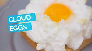 how to make cloud eggs youtube