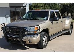 find used 2004 gmc sierra 3500 crew cab duramax turbo diesel