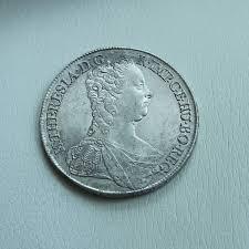 Tolar by Tolar Marie Terezie 1765 G Vzácnější