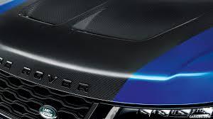 range rover sport concept 2018 range rover sport svr hood hd wallpaper 15