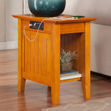 end table with charging station kit4en com
