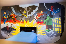plain design superhero wall murals wonderful 18 best images about
