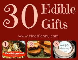 30 homemade edible gifts u0026 a free printable meet penny