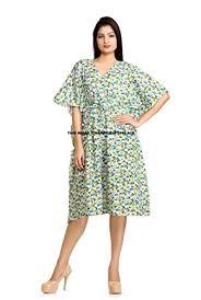 short kaftan dress hippy boho maxi plus size women caftan top