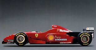 ferrari f1 wished you could have bought a 1990s ferrari f1 car here s its brochure