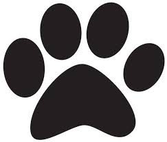 paw print template paw print template clipart wikiclipart