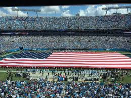 Carolina Panthers Flags Nfl Sports Protests Panthers Owner Jerry Richardson U0027s