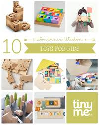 wooden toys 10 wondrous wooden toys for kids tinyme blog